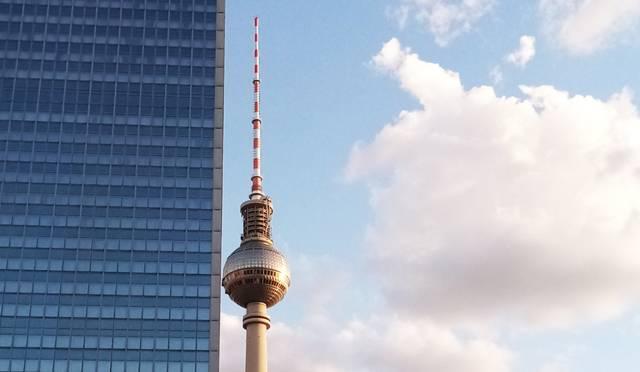 Berlin-Mitte, Alexanderplatz
