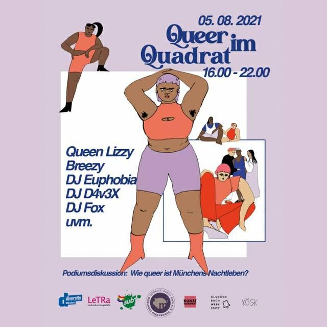 Queer im Quadrat 2021