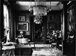 Musikzimmer der Wilmersdorfer Villa von Max Cassirer (1857 – 1943), Landesarchiv Berlin