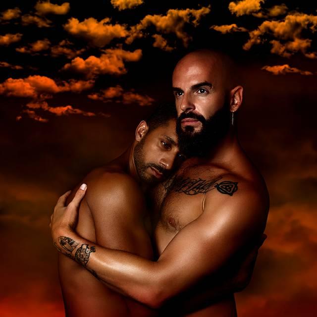 Lovers in Hell by Eric Lanuit.jpg