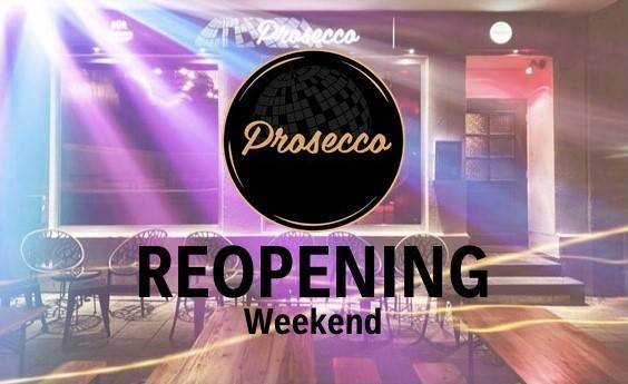 Prosecco Munich Reopening