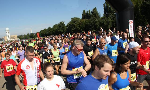 Berliner Aids-Hilfe e.V.: 12. Life-Run Benefizlauf