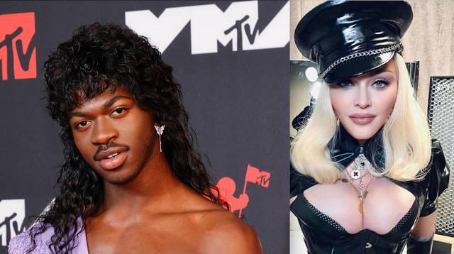 Lil Nas X, Madonna, MTV