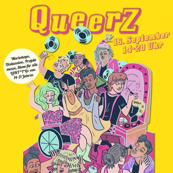 Tempelhofer Freiheit – QueerZ mit Amy