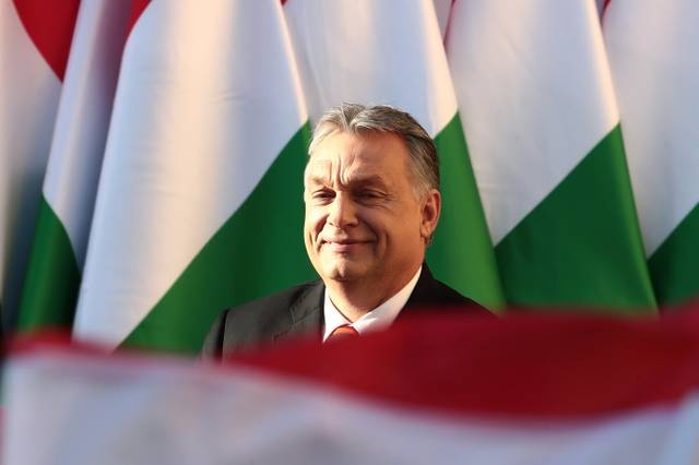 Victor Orban Ungarn