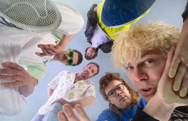 Berliner Indie-Pop Band Von Wegen Lisbeth