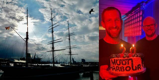 20 Jahre Moon Harbour Recordings, Matthias Tanzmann, Dan Drastic