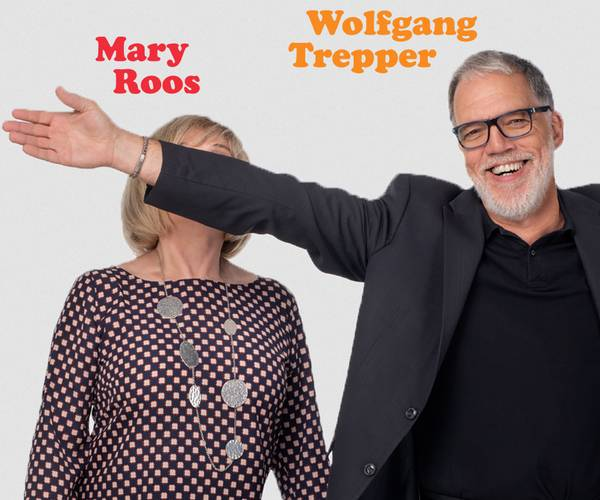 Mary Roos und Wolfgang Trepper