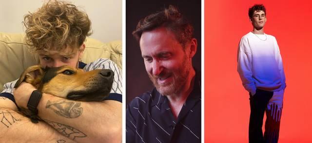 Tom Grennan, David Guetta und auch Lost Frequencies