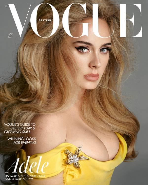 Adele, VOGUE