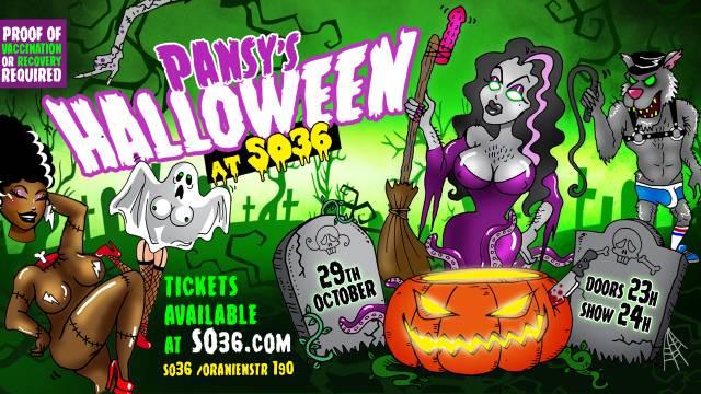Halloween, Pansy, SO36